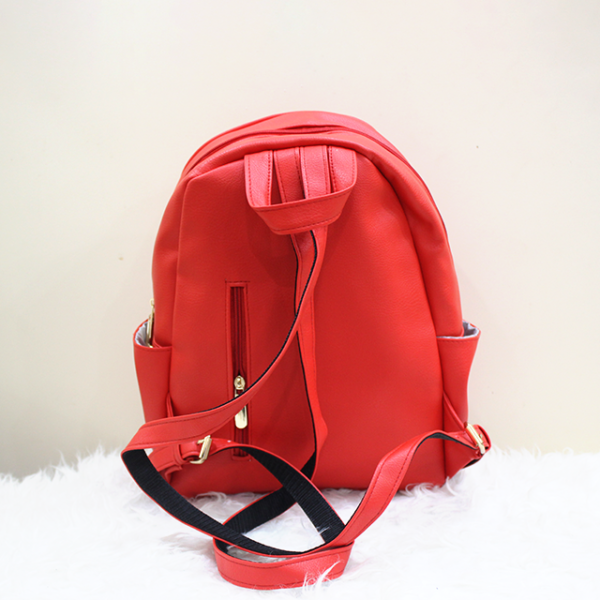 Gucci 2 in 1 backpack Red Back