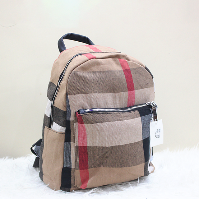 Burberry Backpack Front