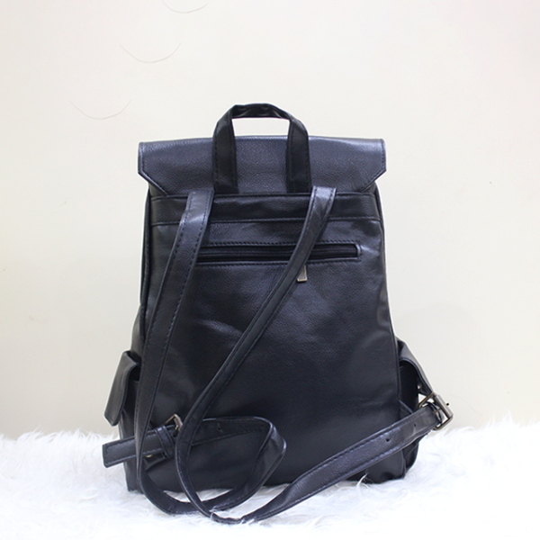 Gucci Backpack Black back