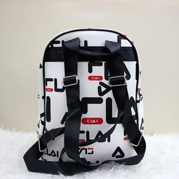 Fila Backpack White Back