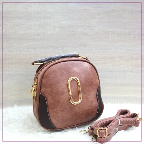 Mini Backpack Saturated Brown