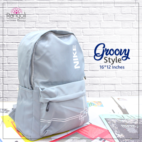 Nike Groovy Backpack Grey