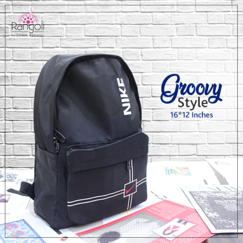 Nike Black Groovy Backpack