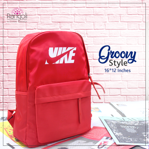 Nike Groovy Backpack Red
